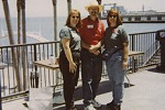Marcia, Michelle and Me - June 8, 2002